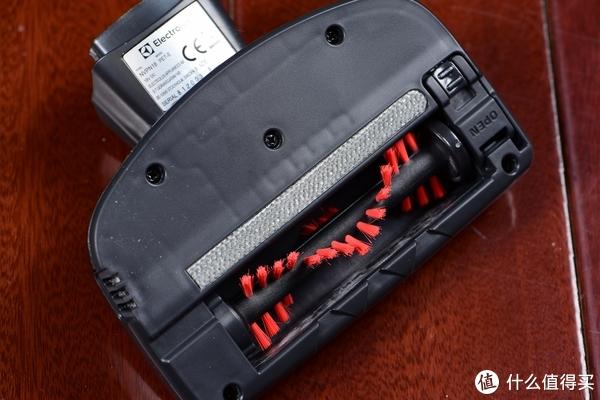 有趣的设计万里挑一:Electrolux 伊莱克斯 ZB3320P 瑞彼得无线吸尘器晒单