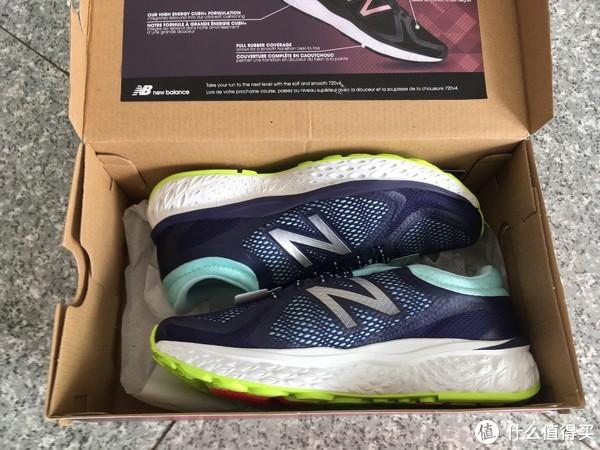 Saucony 圣康尼 triumph iso 3 和 New Balance 720v4 跑鞋开箱分享