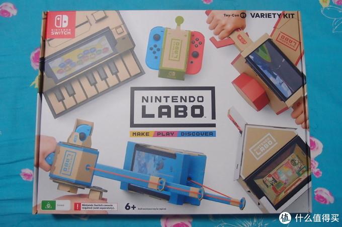 任天堂就是世界的主宰? 深度解析Nintendo Lab。