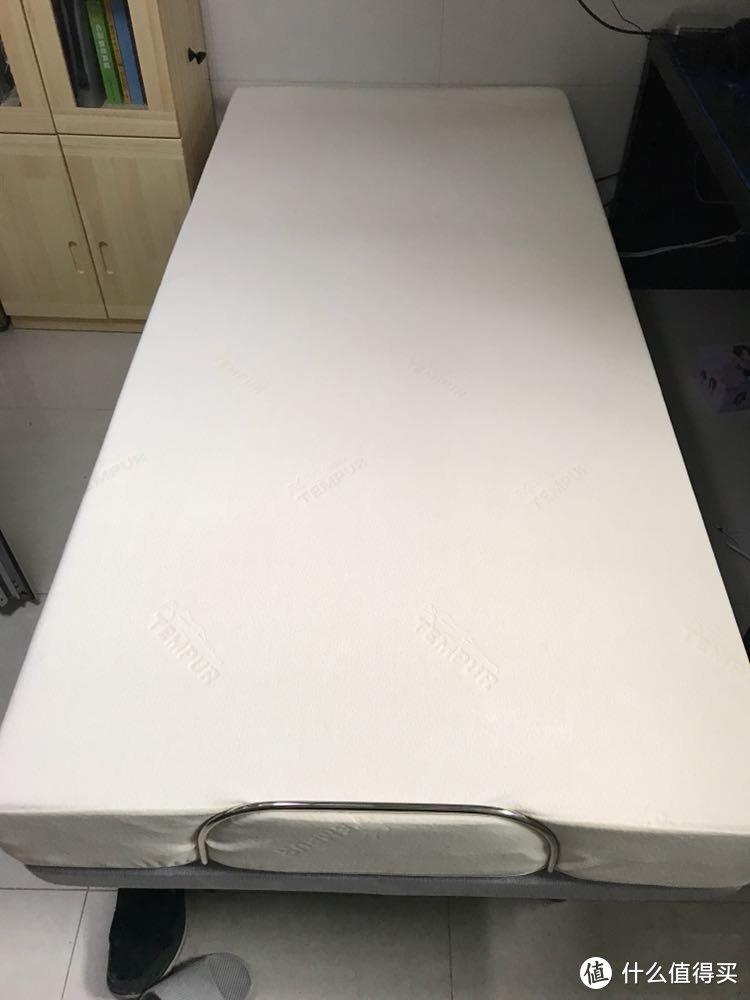 TEMPUR 泰普尔 感温15cm床垫 + mt电动床
