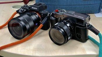索尼 A7R3 微单相机外观展示(镜头|包装)
