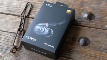 飞傲 F9pro 涟漪 圈铁入耳式耳机外观展示(耳塞 线材 收纳盒 接口)