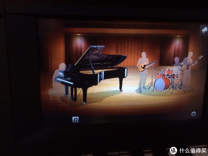 YAMAHA 雅马哈 高端电钢琴 CVP705 初步印象