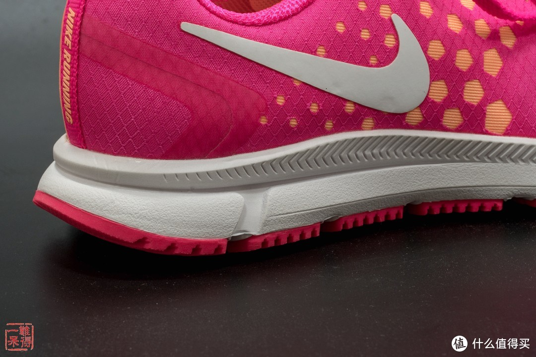 迟到的开箱体验之耐克 NIKE ZOOM SPAN 女子跑步鞋