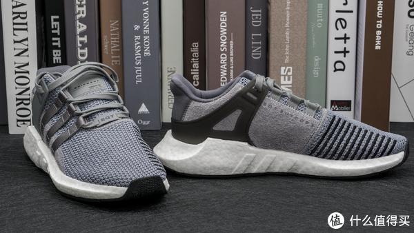 600元买最强BOOST?adidas 阿迪达斯 Originals EQT BOOST 93/17 运动鞋体验