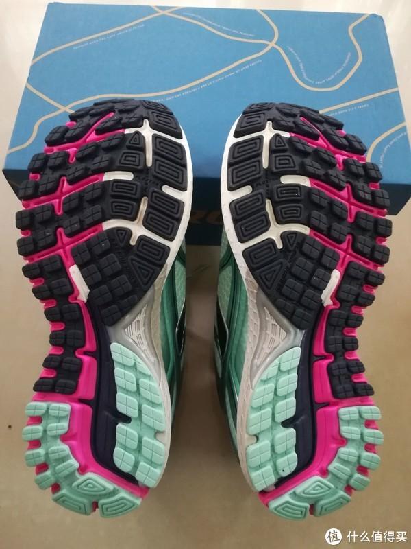 Brooks 布鲁克斯 Adrenaline GTS16 女跑鞋 开箱晒物