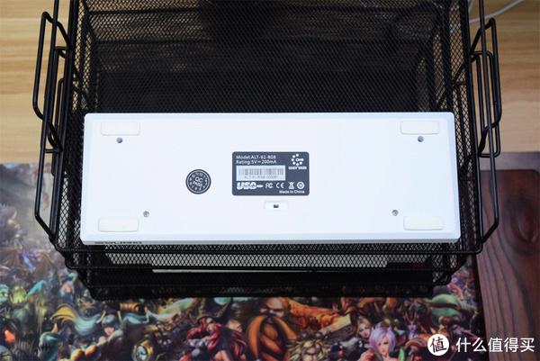 可能是小键盘的终极形态?GANSS 高斯 ALT61 蓝牙双模RGB键盘晒单