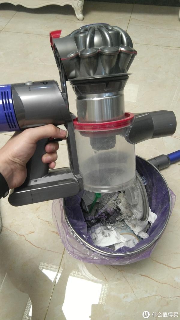 Dyson 戴森 V7 吸尘器一年使用体验