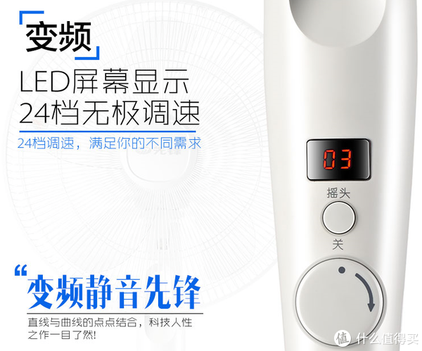 电风扇也变频—SINGFUN 先锋 DD3302 五叶 变频落地扇 简评