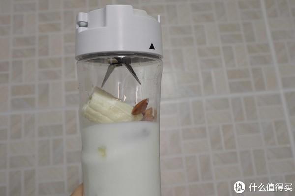 轻体健康便携:SKG 2098 榨汁杯 开箱