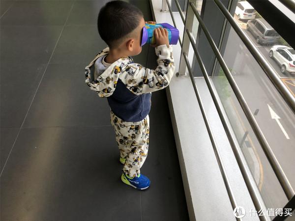 毛爸聊玩具:LR望远镜简单评测