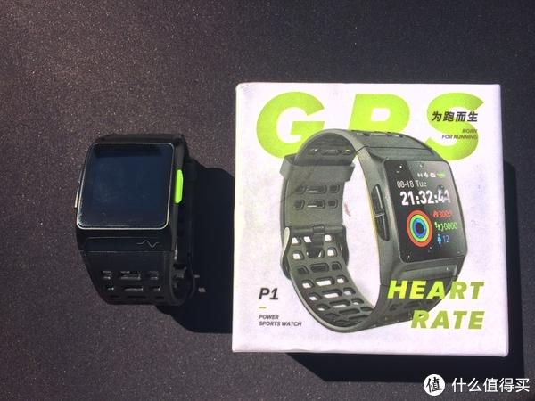 数码玩家的周边 篇十八:独立性高,自带GPS、三秒定位的埃微P1运动手表
