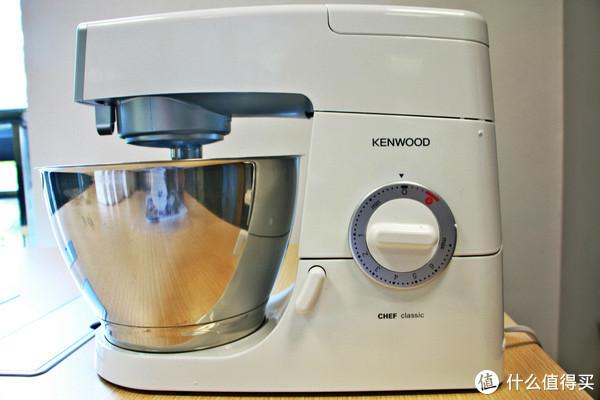 绝不是一时兴起,分享我的大白宝贝 KENWOOD 凯伍德 KM336 厨师机 使用感受