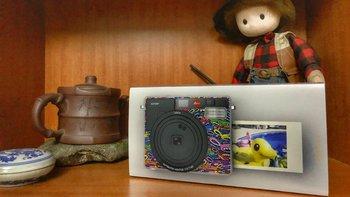 徕卡 拍立得相机开箱展示(包装|外壳|主体|说明书)