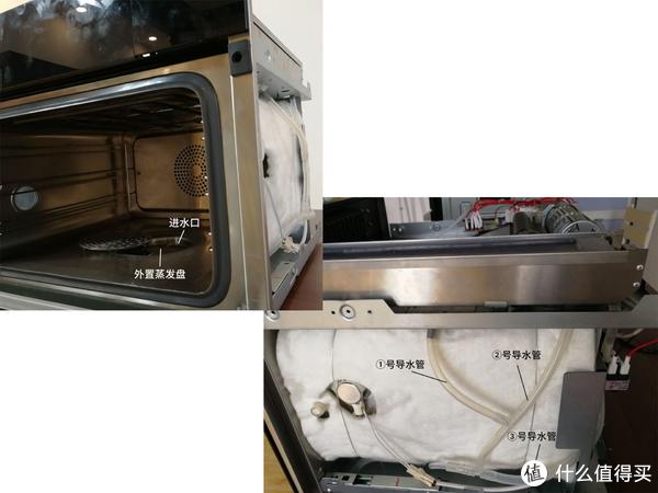 拆机第四弹—老司机的德普ZK45B嵌入式蒸烤箱拆机分解来了