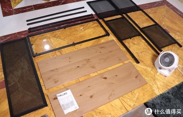 单身的您购买需谨慎!IKEA 宜家 耶伯 电视柜组装记