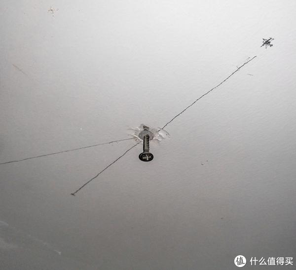 半脚迈入智能家居坑 篇三:不能语音控制的吸顶灯不是好夜灯:Yeelight 480星空版皎月吸顶灯安装使用评测