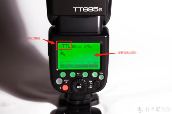 TTL代表i-TTL闪光