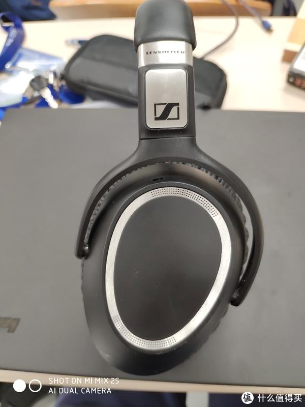 低调奢华—Sennheiser 森海塞尔PXC550 wireless 蓝牙降噪耳机开箱