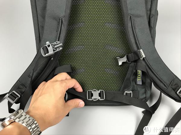 Osprey Pixel 城市日用通勤背包功能介绍及场景展示