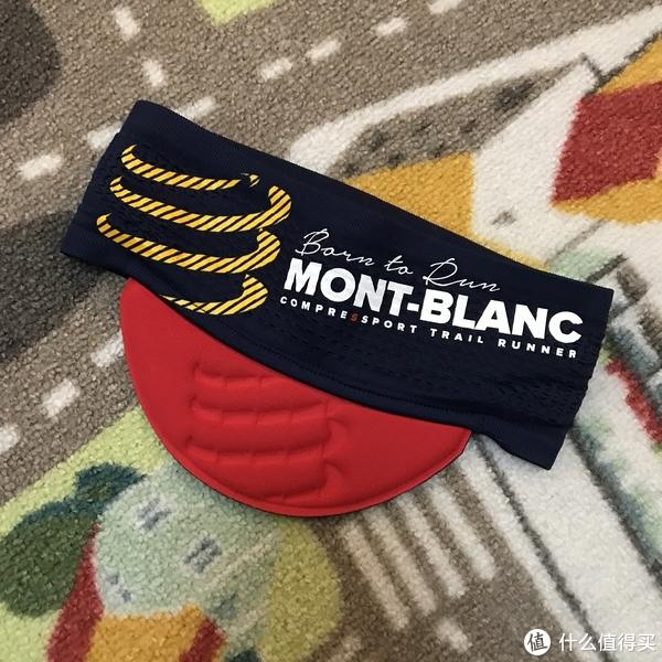 我的跑步装备 篇三十:能遮阳能吸汗!高颜值的Compressport Mont Blanc 勃朗峰纪念版开关小帽