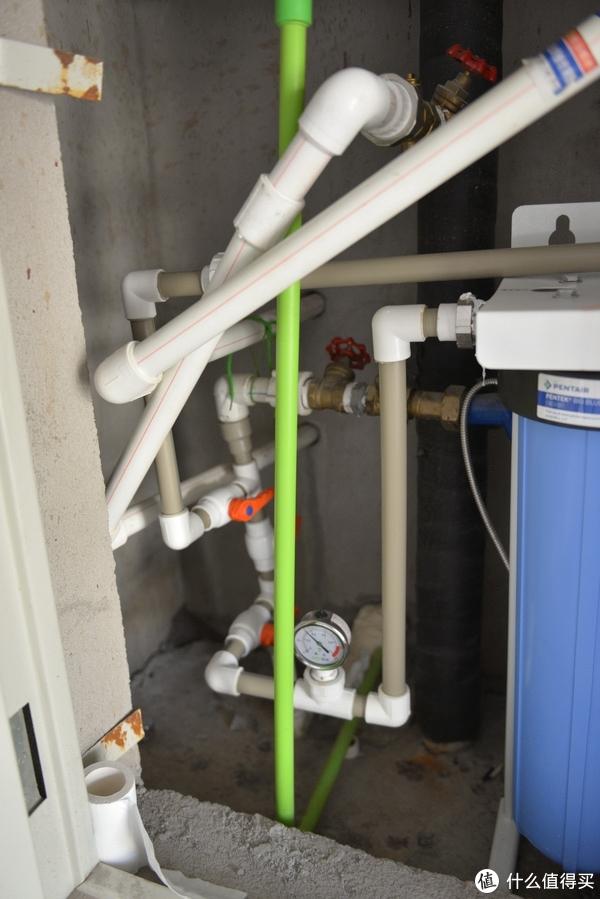 知道使用6个月全屋净水滤芯有多脏吗?全屋净水滤芯首次更换记录