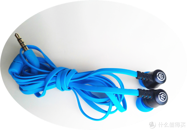 美国WICKED AUDIO 危客 DRIVE1000CC 蓝色耳机开箱