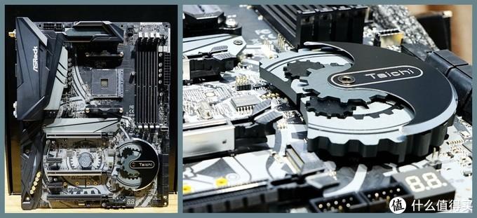 易有太极,是生两仪—ASRock 华擎 X470 Taichi太极主板+AMD R5 2600X入手开箱及详测