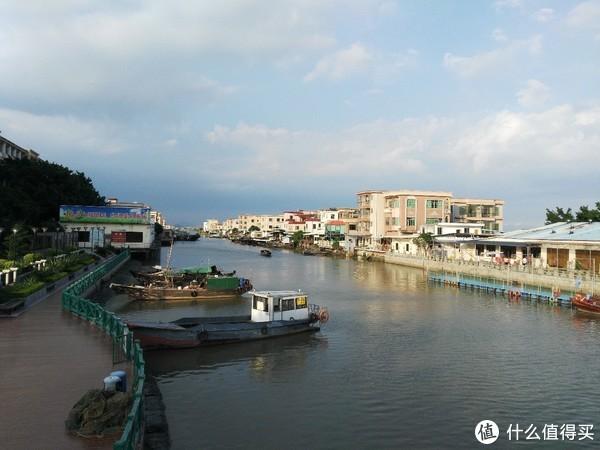 浮光掠影,印象广州之一路骑行至南沙数涌