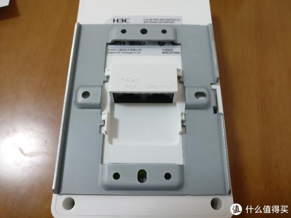 H3C 华三 小贝ac+ap 开箱安装