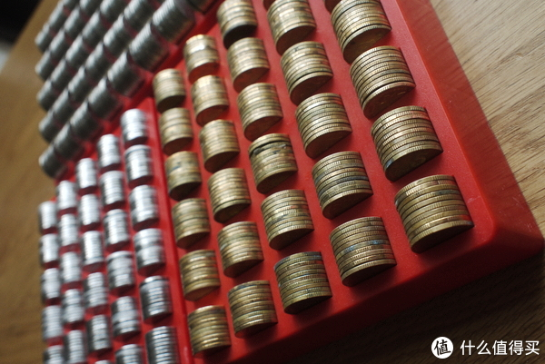家居家装白菜物品 篇一:给硬币一个好去处,硬币整理及收纳盒