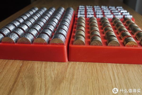 给硬币一个好去处,硬币整理及收纳盒