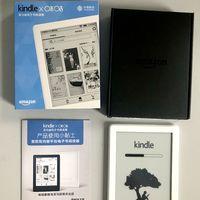 amazon kindle 电子书阅读器产品介绍(主体 充电口)