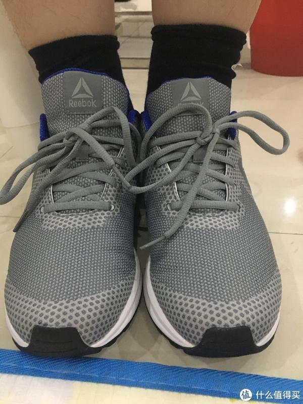 Reebok 锐步 JET DASHRIDE 6.0 男子跑步鞋 晒单附尺码对照表