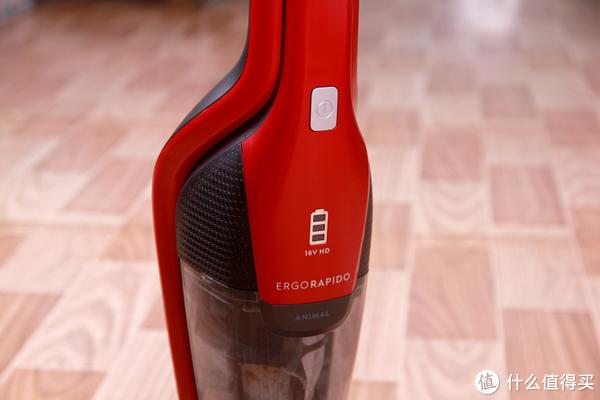 全面清扫,一键断发:Electrolux 伊莱克斯 ZB3320P 手持无线吸尘器体验