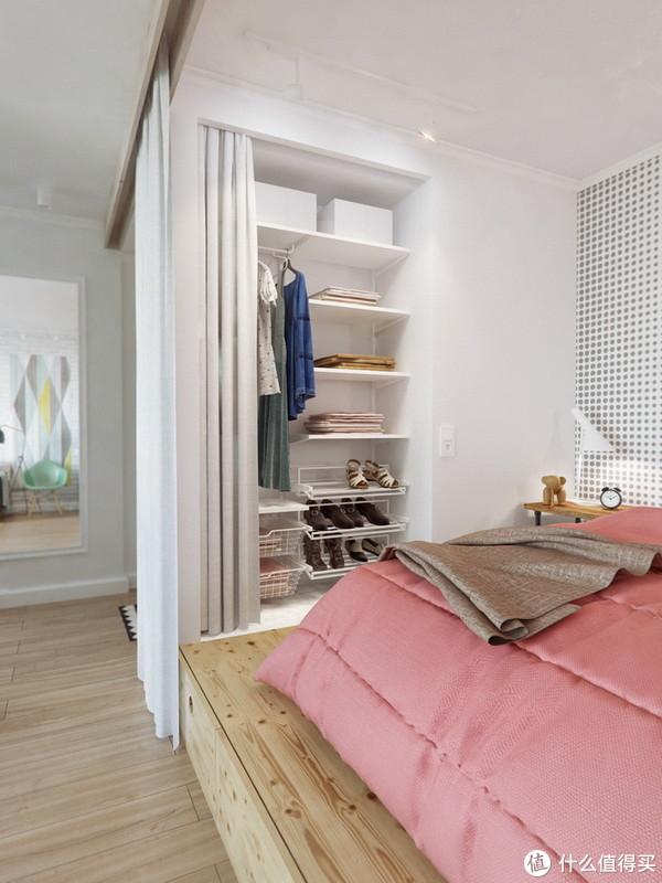 设计创造生活,小户型公寓也能打造品味格调