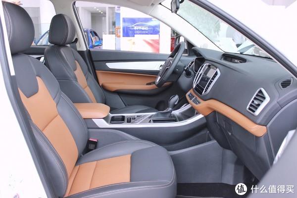 静态详解吉利新远景SUV:品质感与配置再升级