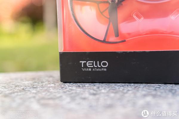 小小的无人机,大大的梦想—特洛Tello无人机 开箱评测
