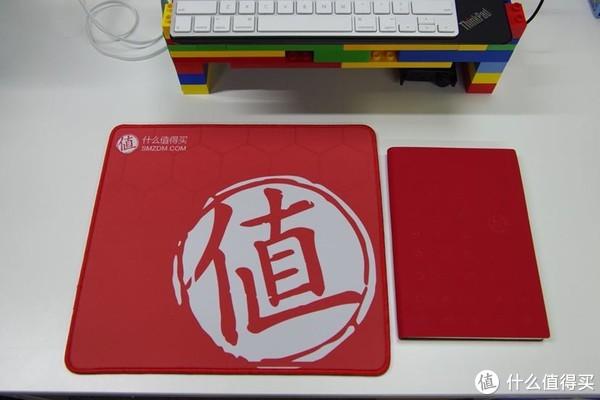 感谢张大妈送我的大红垫和小红书