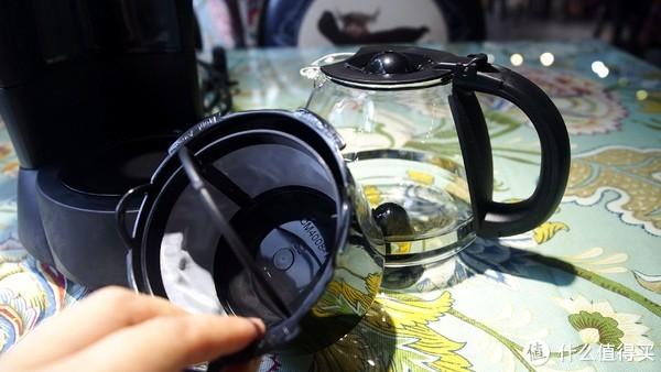 来,干了这杯冰咖啡~东菱咖啡机DL-KF300晒单