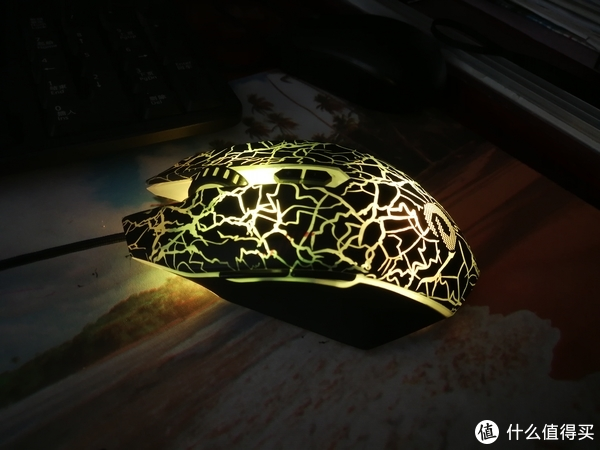 机械键盘初体验:Dareu 达尔优 键鼠套装