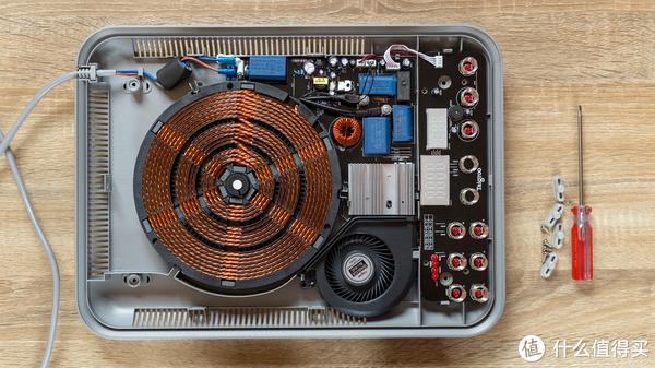 有颜又有料:Taigroo 钛古电磁炉 开箱体验评测(内含拆解)