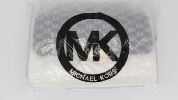 迈克·科尔斯  WAISH系列 女士手提单肩包外观展示(金属件|拉链|背面|正面|吊牌)