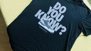 AIR JORDAN 3 T恤外观展示(主体|走线|领口)