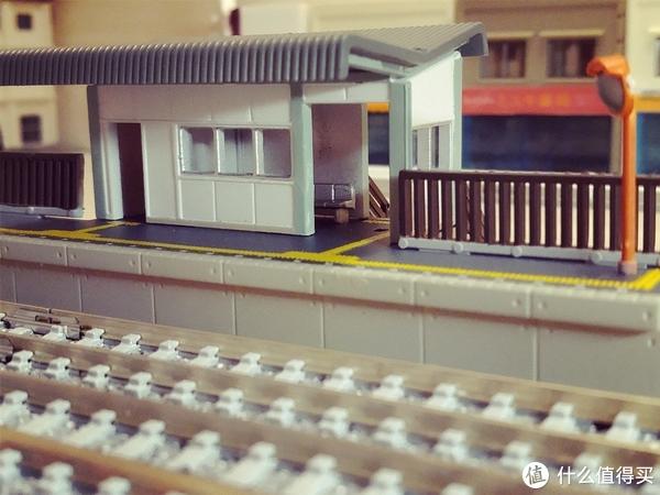 Tomytec 138 1/150比例郊区车站拼装模型