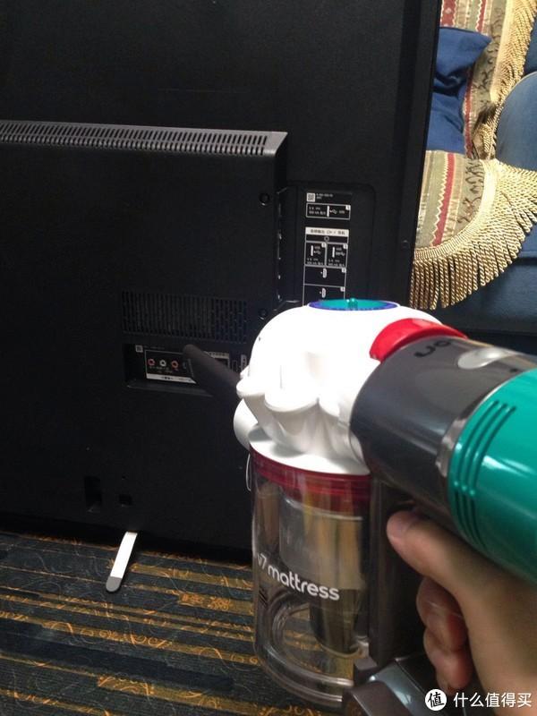 记Dyson 戴森 V7 Mattress 吸尘器 开箱的情绪起落
