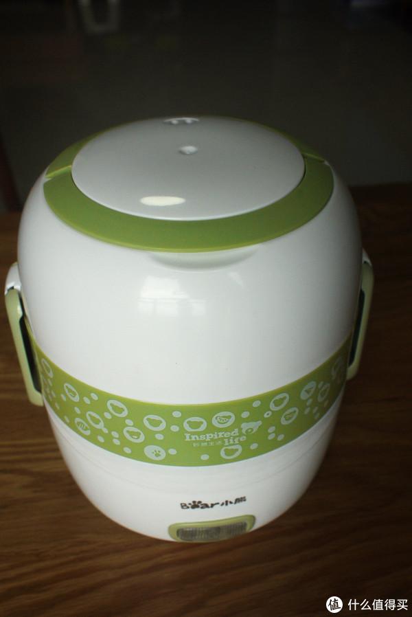 我家厨房的吃灰小家电:Bear 小熊 蒸煮饭盒