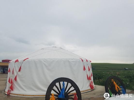 住的蒙古包