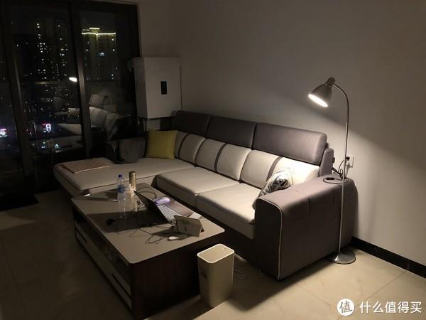 IKEA 宜家 勒斯达 落地灯 值不值得买?