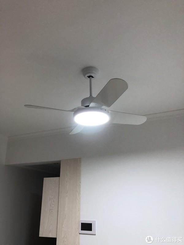 客厅空调的补充,吊扇灯了解一下?